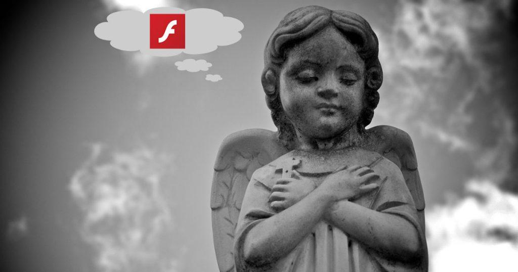 Adobe: Der Flash Player steht auf der Abschussliste. Endlich.