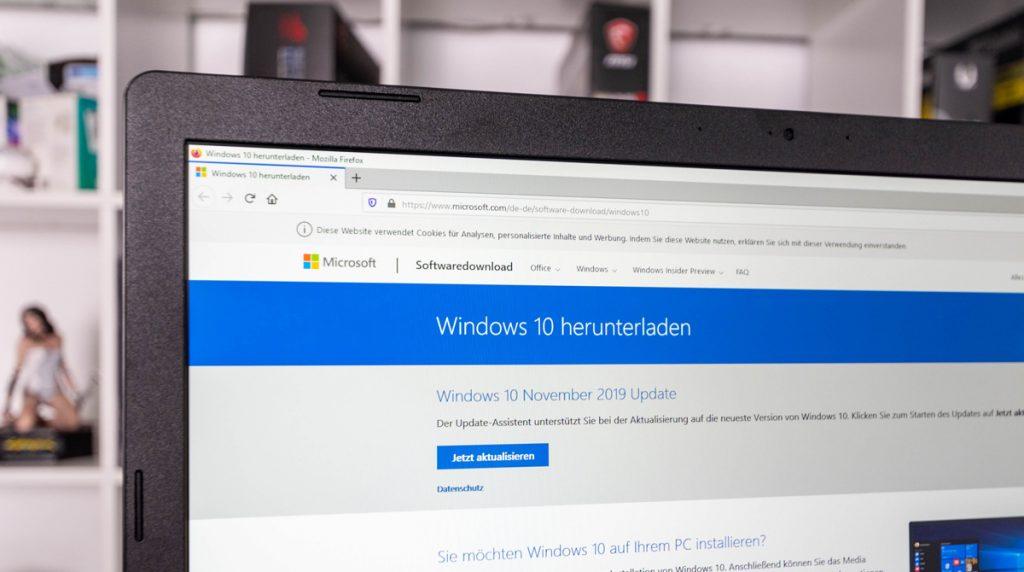 Anleitung: Windows 10 vom USB-Stick installieren