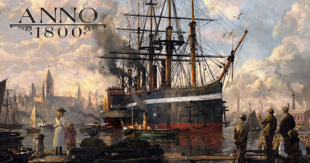 Gamescom 2017 Highlights für PC: Anno 1800 und Age of Empires IV
