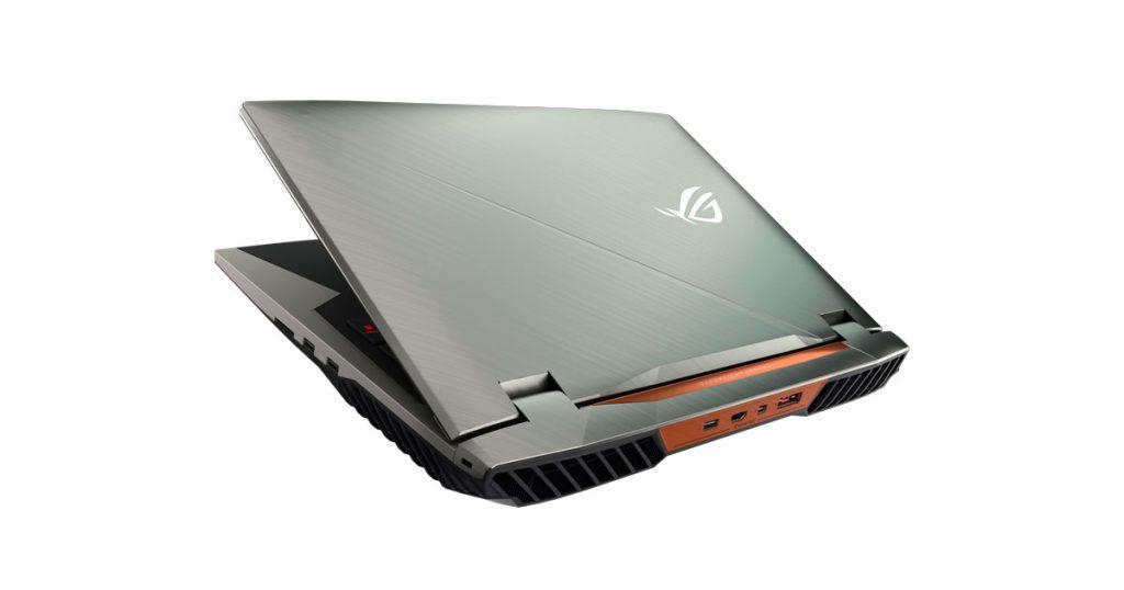 IFA 2017: Asus ROG Chimera Gaming-Laptop mit 144 Hz Display