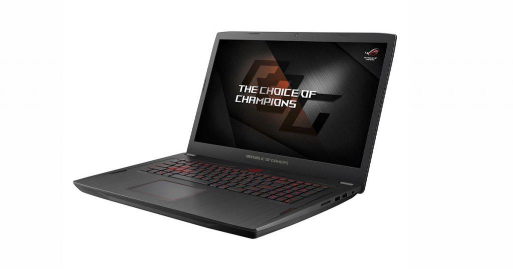 ASUS ROG Strix GL702ZC mit AMD Ryzen: Weltweit erste Notebooks mit 8-Kern CPU
