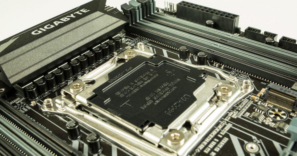 Vorstellung: Gigabyte X299 UD4 Mainboard