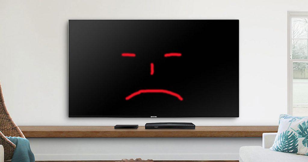 Update-Panne: Samsung Fernseher sehen Schwarz [UPDATE: Neue Firmware von Samsung]