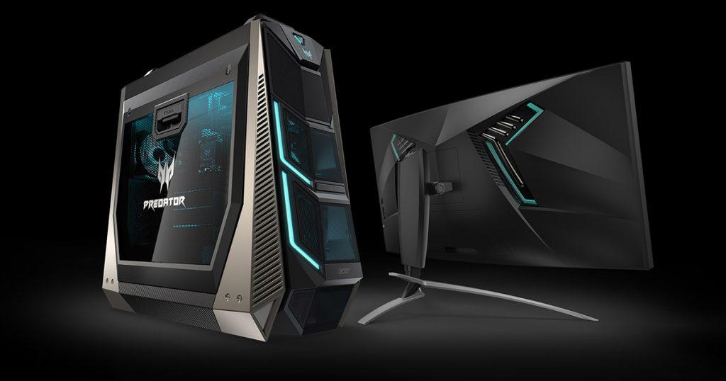 Acer Predator Orion 9000: Neuer High End Gaming PC auf der IFA 2017 vorgestellt
