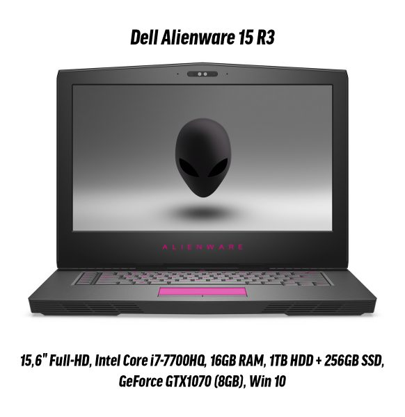 gaming special dell alienware