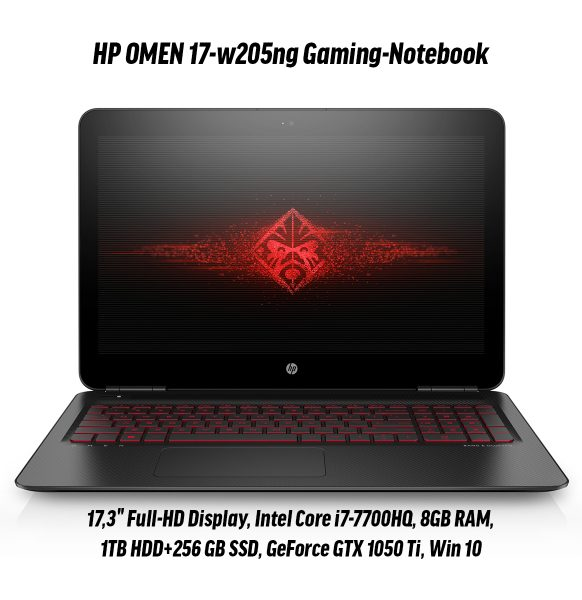 gaming special hp omen