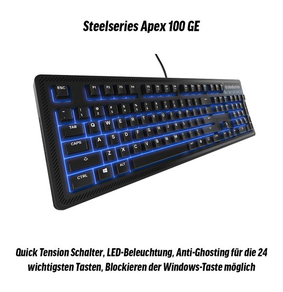 gaming special steelseries