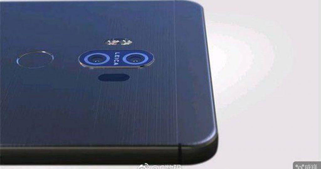 Leak: Ist dies das Huawei Mate 10?