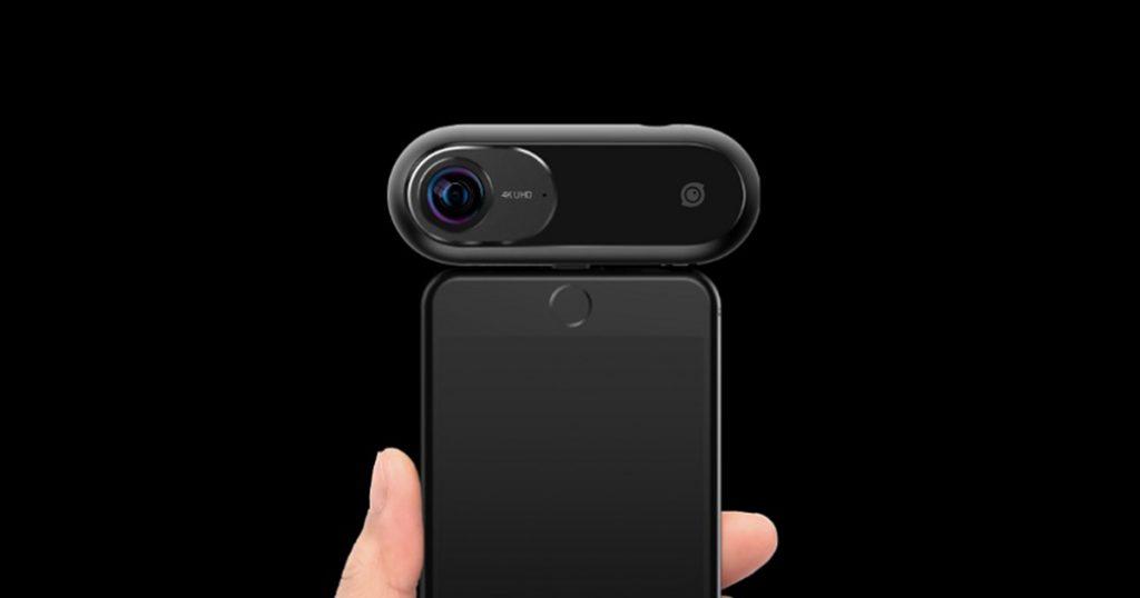 Insta360 One vorgestellt: 360°-Kamera mit spannenden Features