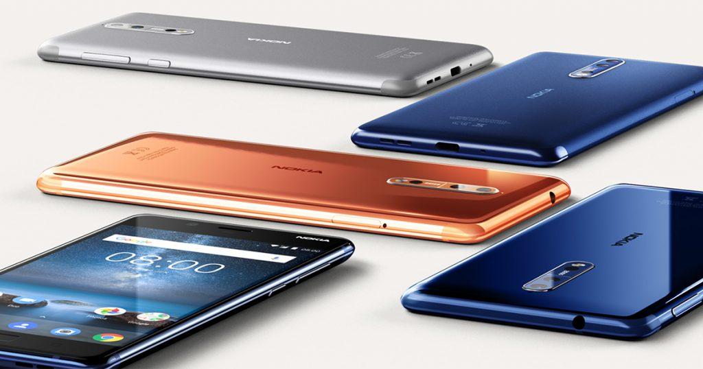 Nokia 8 offiziell vorgestellt