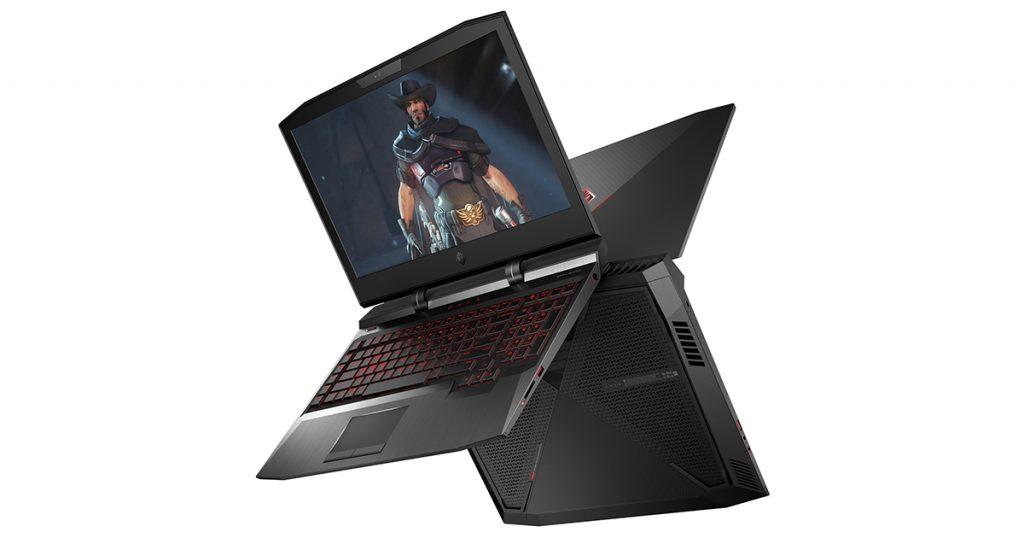 HP OMEN X Laptop auf Gamescom 2017 vorgestellt