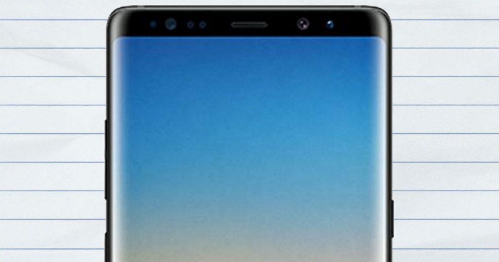 Samsung Galaxy Note 8 hat das beste Smartphone-Display der Welt