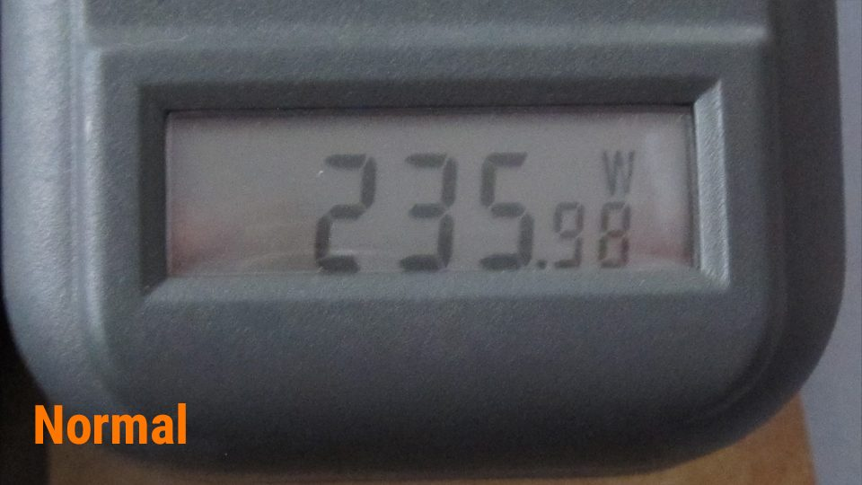 BenQ W1050 Watt-1