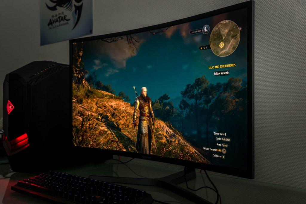 Samsung C32HG70 im Test: (HDR) Gaming in 32″ [Gewinnspiel]