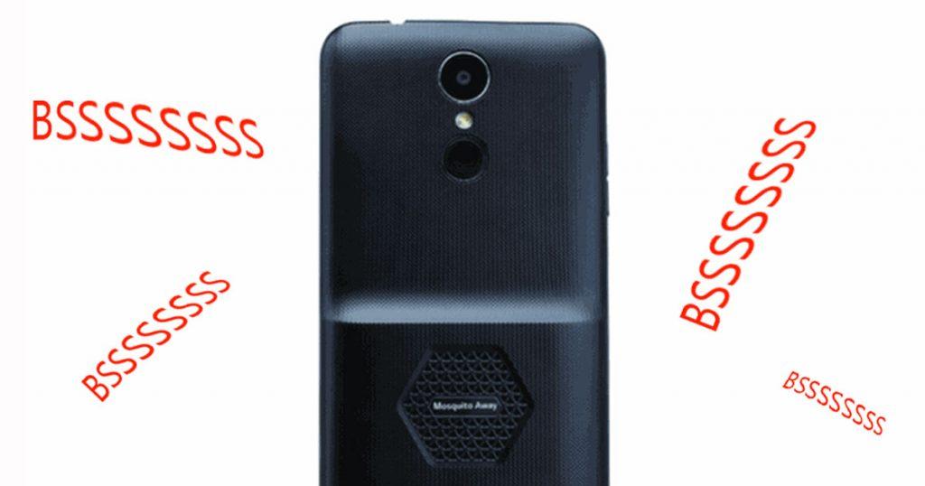 LG K7i: Smartphone vs. Malaria-Mücken