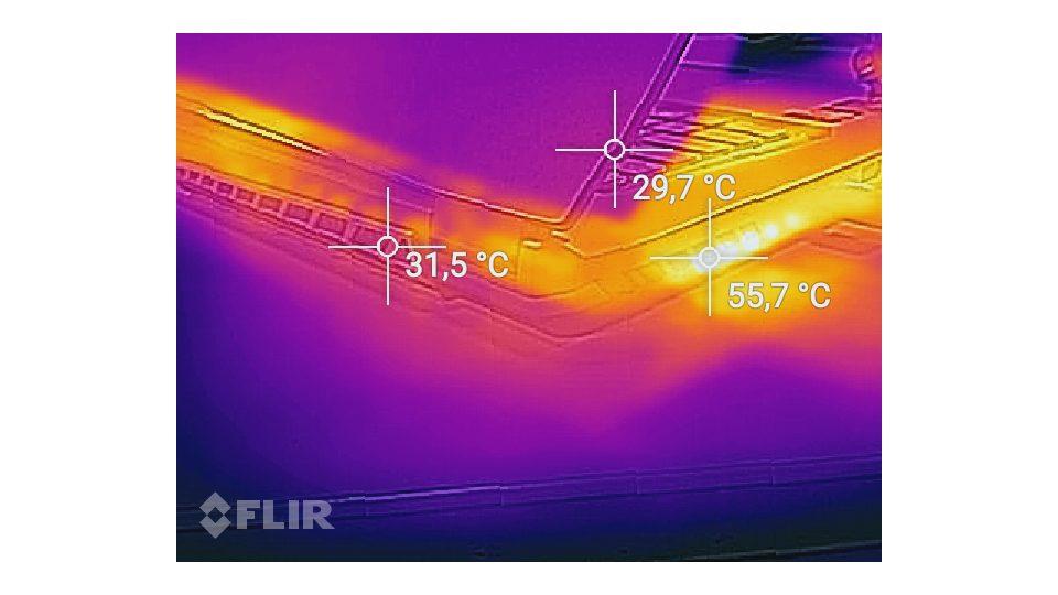 Medion Erazer X7857 Hitze_3