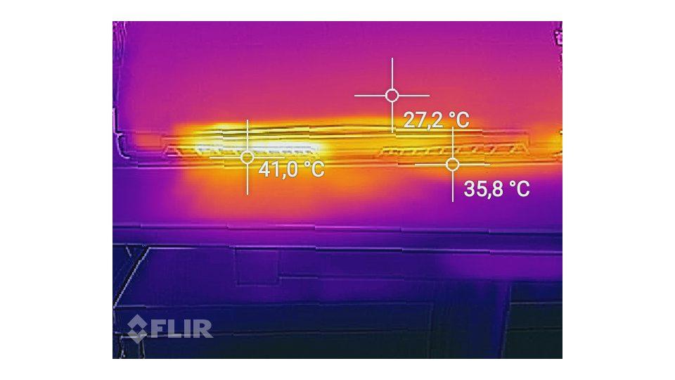 Medion Erazer X7857 Hitze_4