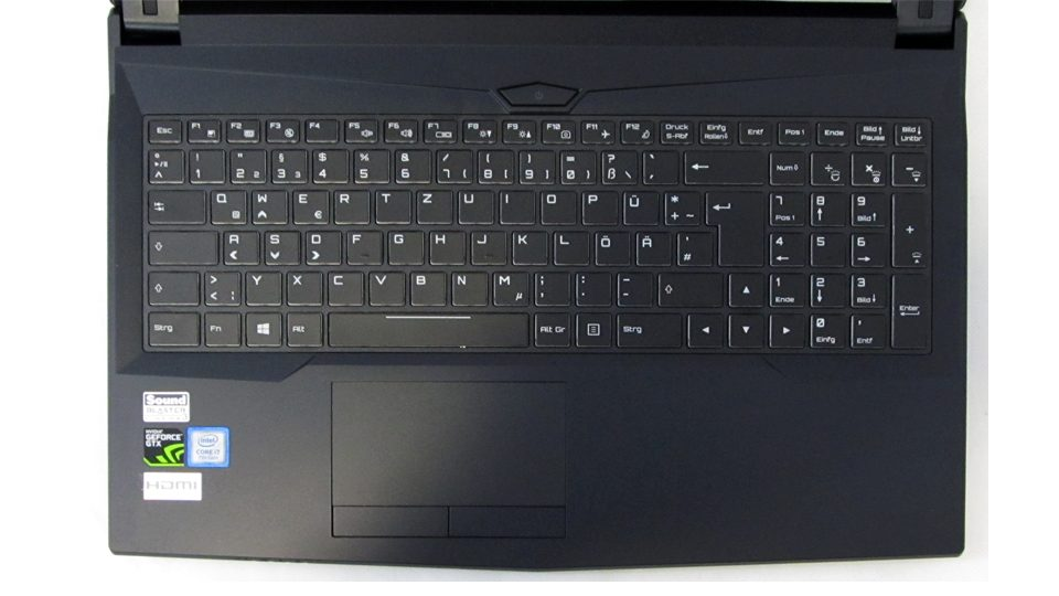 SCHENKER XMG A517-dxf tastatur_1
