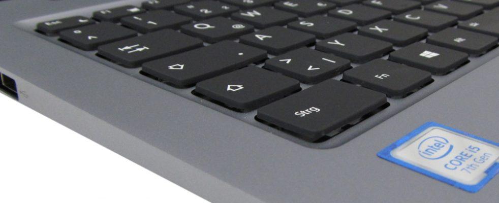 Schenker VIA 14 Tastatur_2