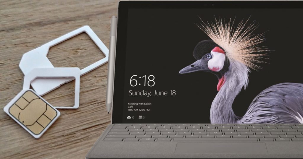 Surface Pro (2017): LTE Version noch dieses Jahr?
