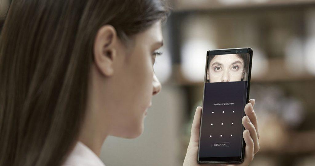 Samsung Galaxy Note 8: Lässt sich die Gesichtserkennung wirklich so leicht austricksen?