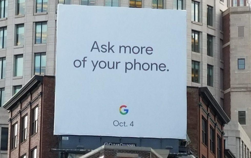Google Pixel 2: Vorstellung am 04. Oktober angekündigt