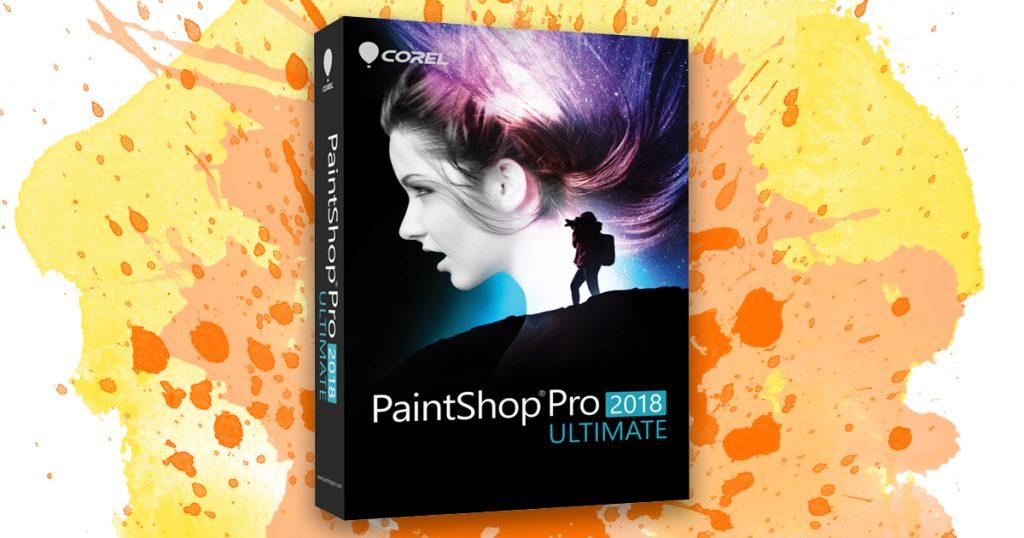 Paintshop Pro 2018 Ultimate – das Komplettpaket für die Bildbearbeitung