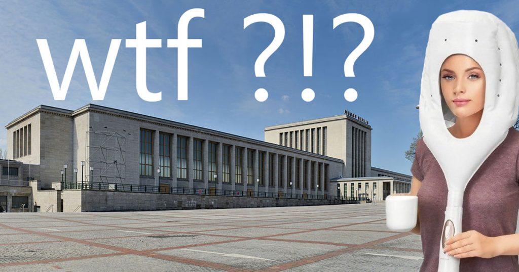 What the IFAck !?! Spektakuläres und Kuriositäten von der IFA 2017