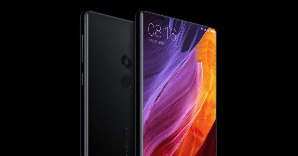 Bildschön: Xiaomi Mi Mix 2 offiziell vorgestellt