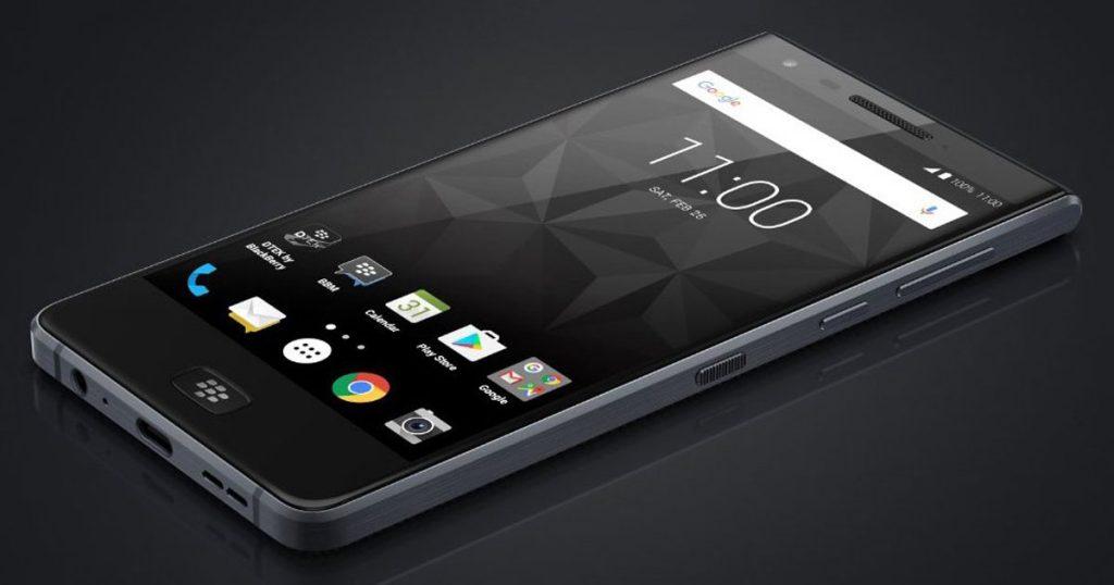 BlackBerry Motion: Wasserfestes BlackBerry Smartphone geleakt