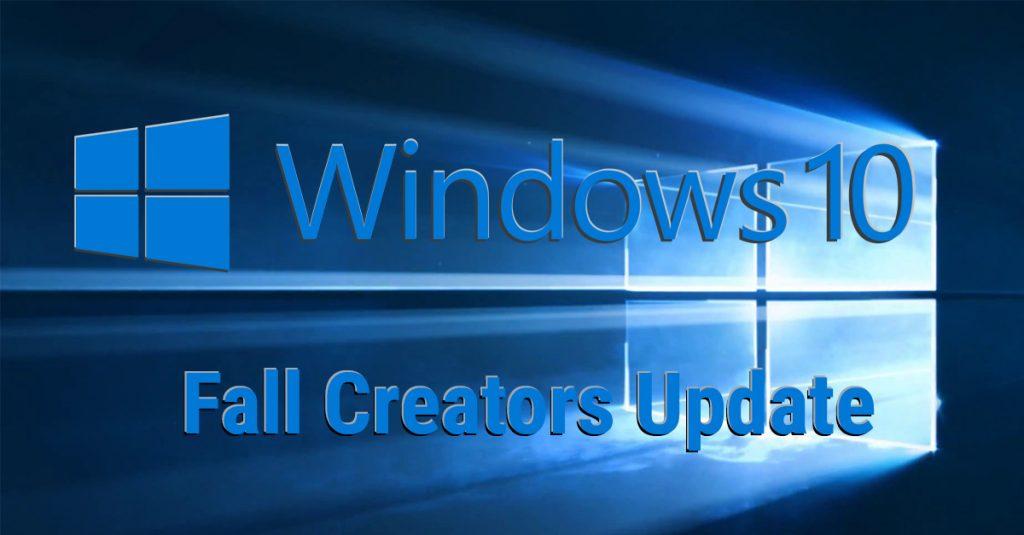 Windows 10 Fall Creators Update bringt mehr Sicherheit und viele Neuerungen