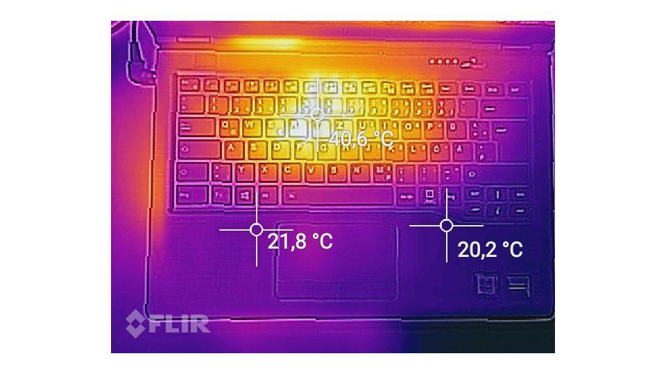Fujitsu LIFEBOOK U747 Hitze_1