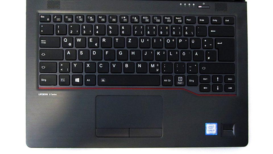 Fujitsu LIFEBOOK U747 Tastatur_1