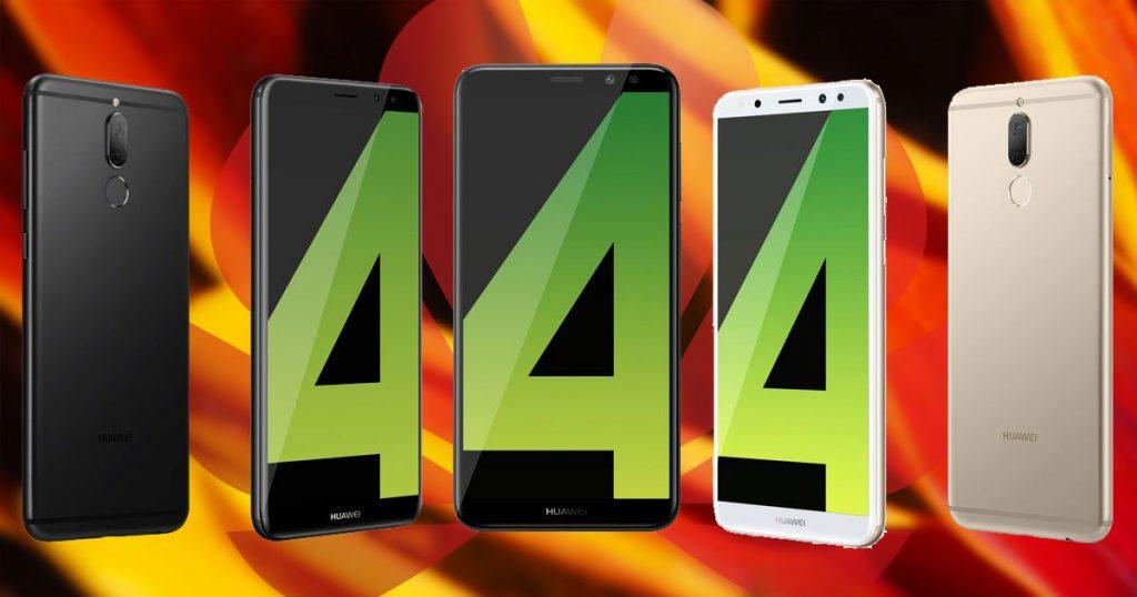 Huawei Mate 10 Lite: Preis geleaked