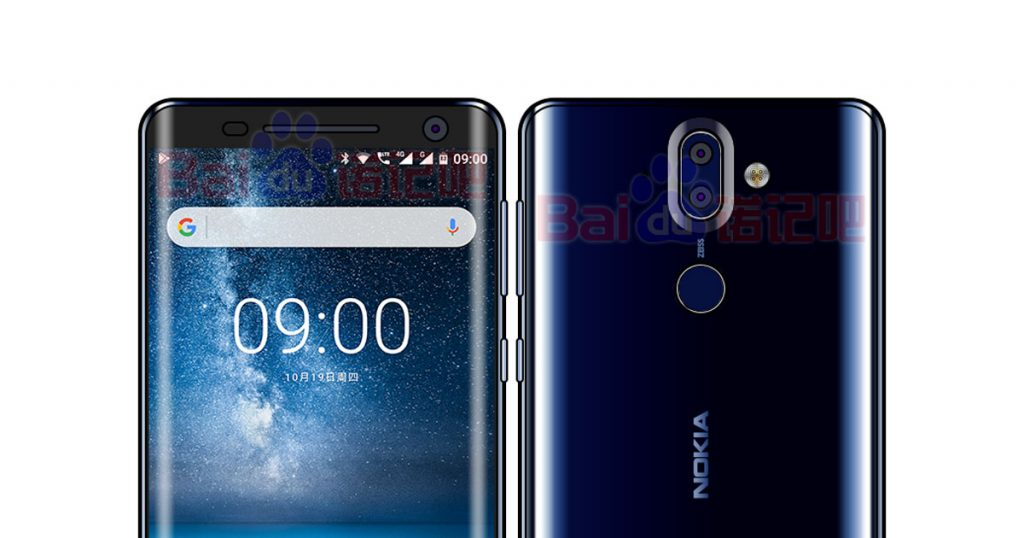 Blaumachen, anyone? Gestatten, mein Name ist Nokia 9!