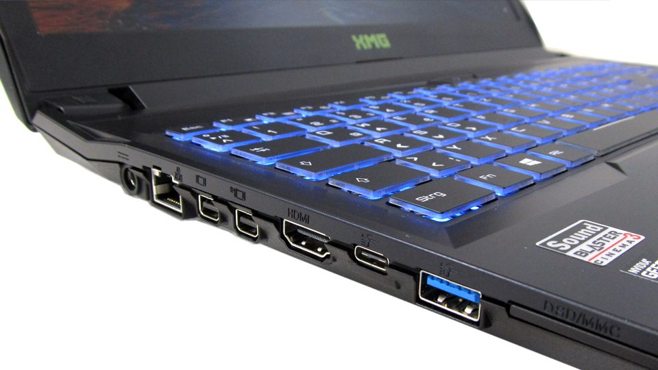 SCHENKER XMG A707-nyd Tastatur_2