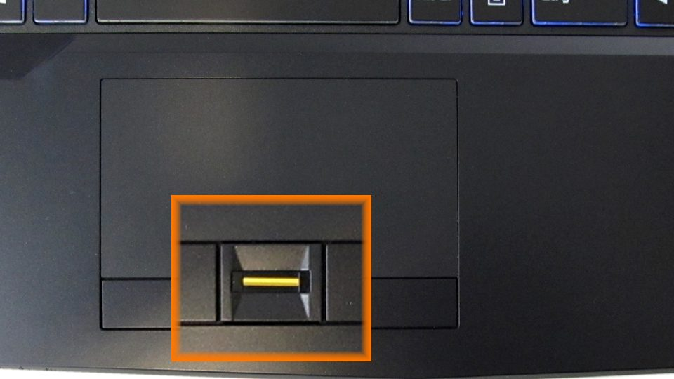 SCHENKER XMG A707-nyd Tastatur_5