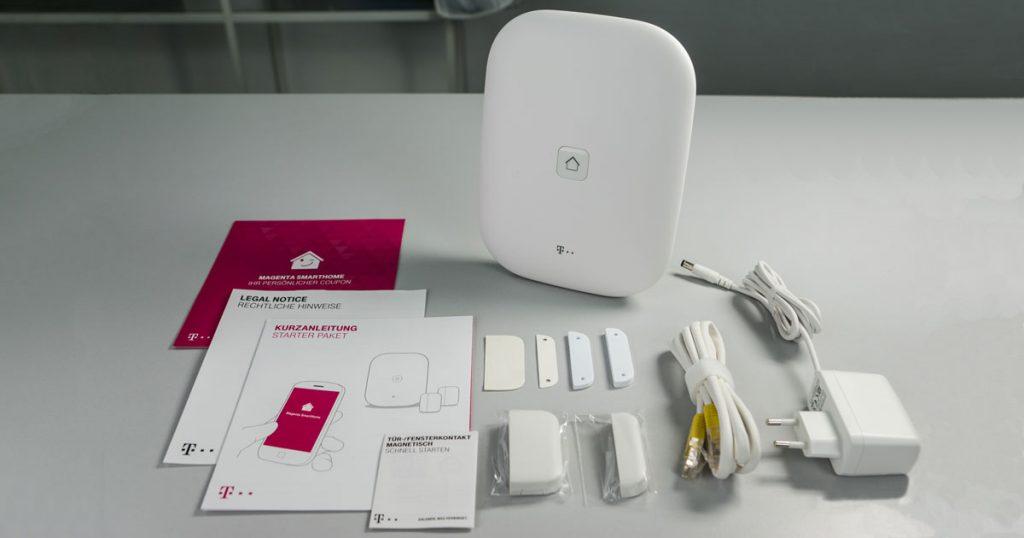 Telekom Magenta SmartHome Starter Paket [Test]