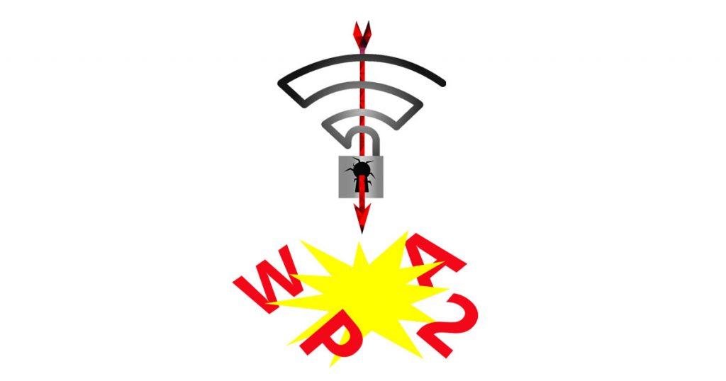 Und es hat KRACK gemacht: WPA2 Verschlüsselung (vorerst) nicht mehr sicher