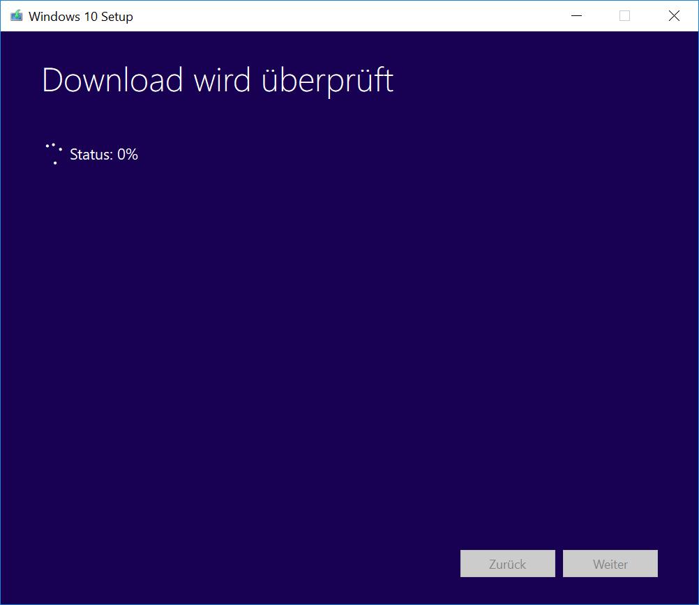 Windows 10 Schritt 7