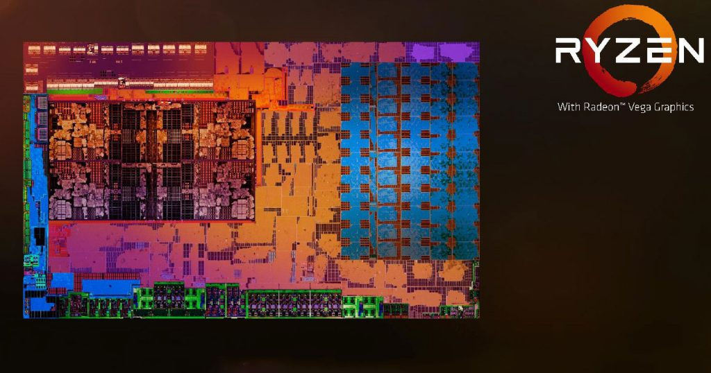 Raven Ridge: AMD Ryzen Mobile mit Vega GPU vorgestellt