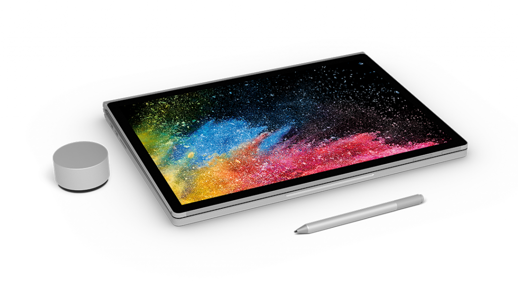 Still und heimlich: Microsoft Surface Book 2 vorgestellt