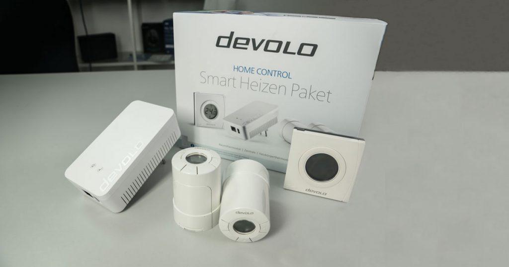 Vorstellung: devolo Home Control Smart Heizen Paket