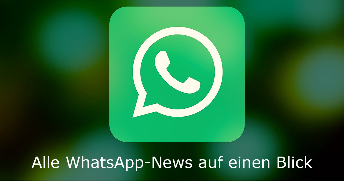 whatsapp news