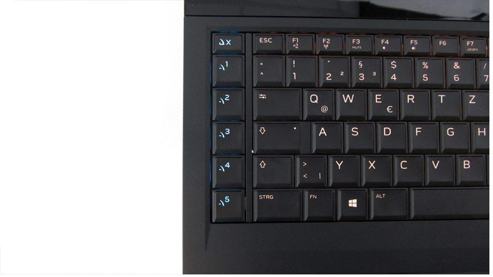 Dell-Alienware-17-r4 Tastatur_2
