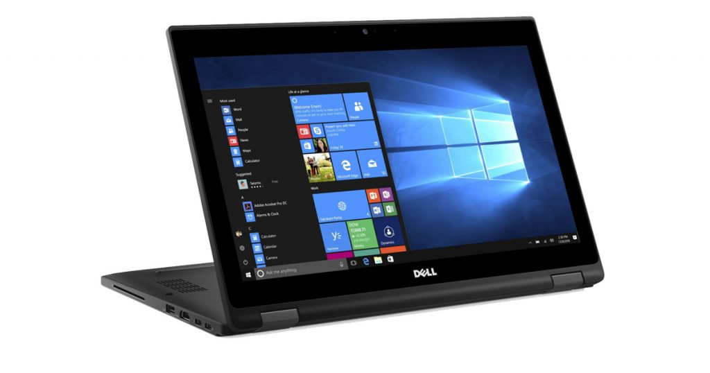 Dell Latitude 5289 – Convertible-Notebook mit hellem Full HD-Display im Test