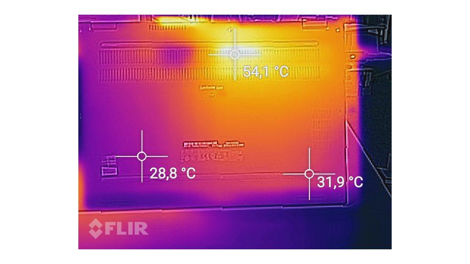 Dell Latitude 5289 Hitze_2