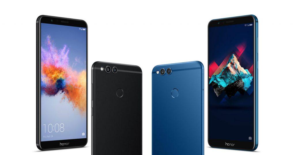 Viel Smartphone für wenig Geld: Honor 7X kommt nach Deutschland