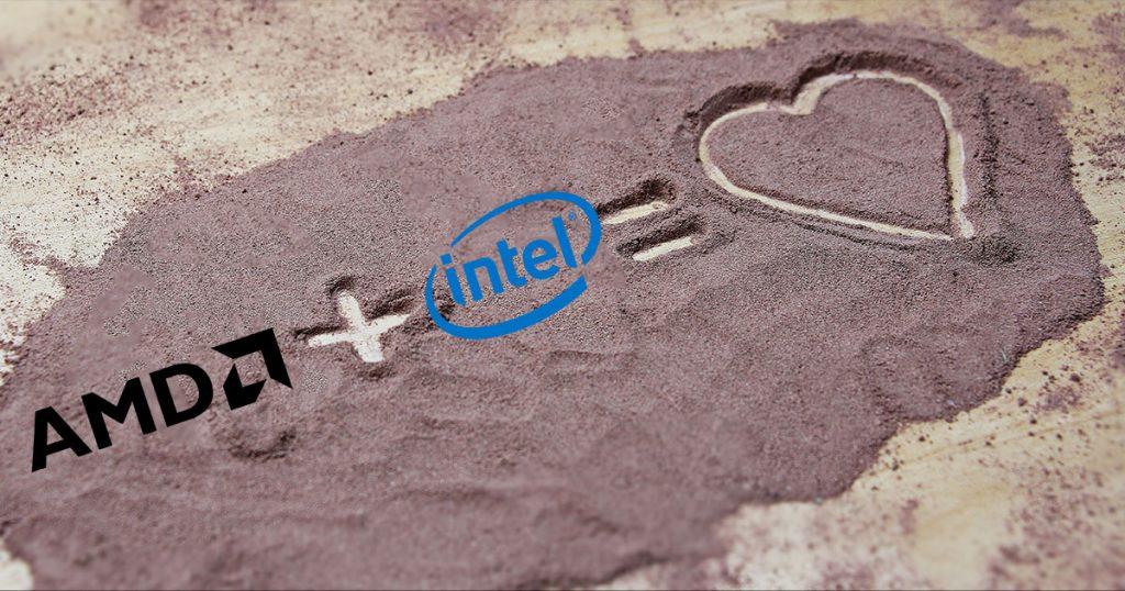 Intel bringt 2018 eine CPU mit integrierter Radeon GPU von AMD
