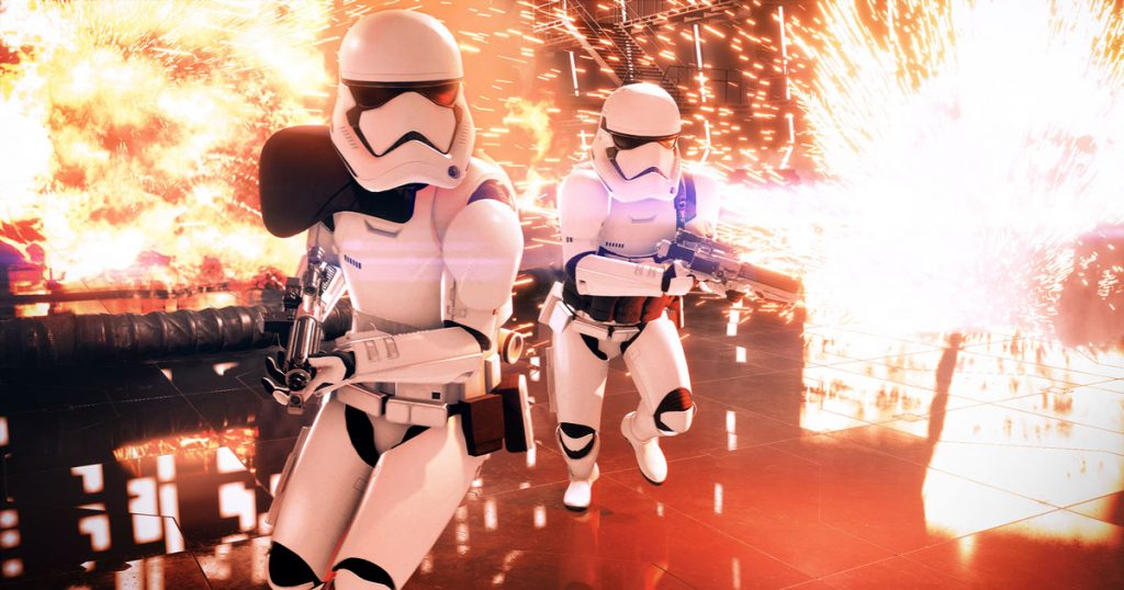 "EA eliminiert In-Game Käufe in ""Star Wars: Battlefront II"""